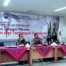 Mahasiswa Tangerang Soroti Problematika Calon Tunggal Pilkada 2018