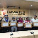 Bawaslu sertifikasi lima lembaga pemantau pemilu